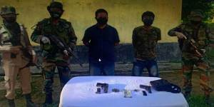Assam: Army apprehends two NSCN(IM) cadres in Tinsukia
