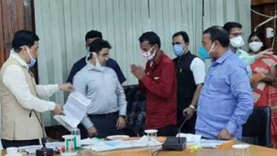 Assam: CM reviews COVID-19 situation, flood preparedness, landslide occurrence of Hailakandi