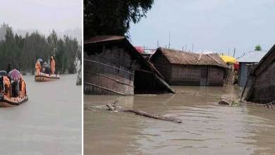 Photo of Assam Flood situation remains grim, 96 dead, over 28 lakh people affected