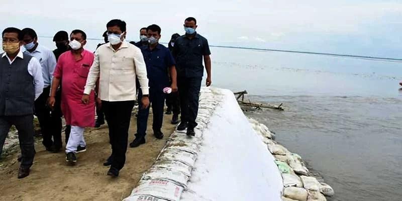 Assam Floods: 103 dead, over 56 lakh affected