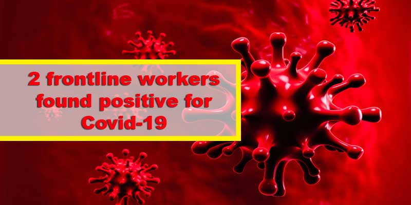 Mizoram: 15 including 2 frontline workers found positive for Covid-19