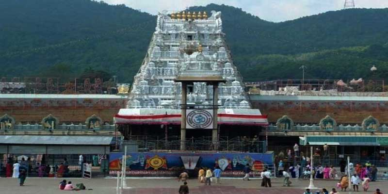 Triputi Temple: Over 700 staff member test positive for Covid-19, three have died