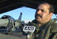 IAF Chief Reviews Readiness In Arunachal, Sikkim Amid China Tension