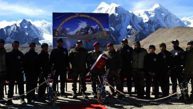 Sikkim: Army expedition to mount Khangchengyao