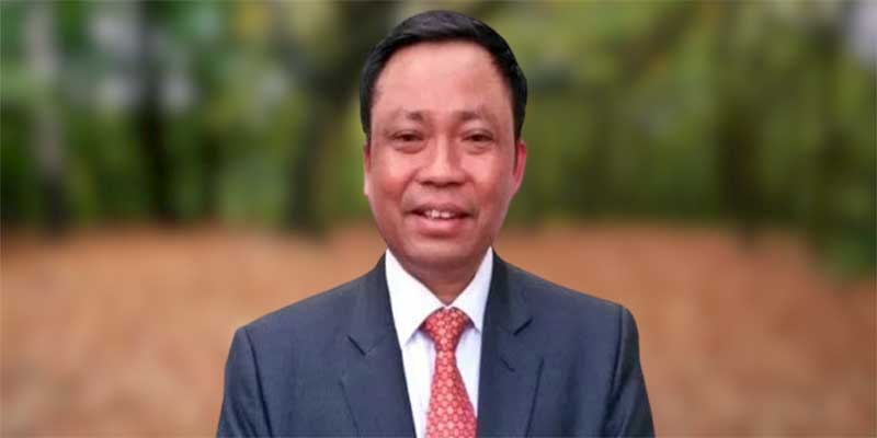 Mizoram: BJP MLA asks state govt to send him outside for COVID-19 test