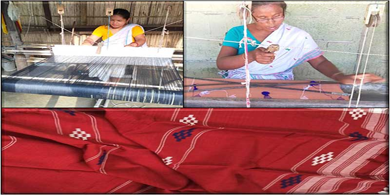 Assam: Traditional weaves from Assam to global market