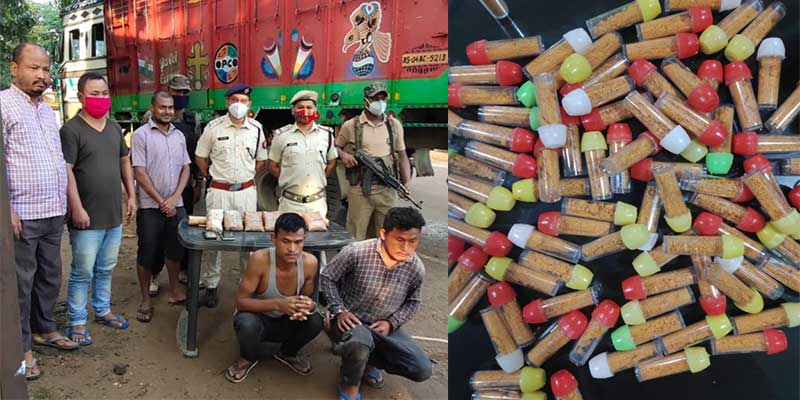 Assam: Heroin worth over Rs 15 crore sized, four drug peddlers held