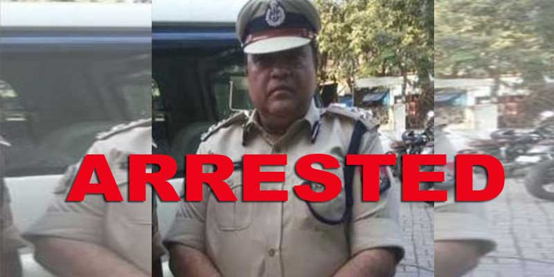 Assam: Former DIGarrested in connection with SI recruitment scam