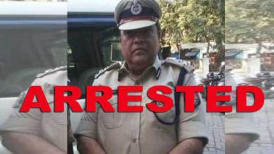 Photo of Assam: Former DIG arrested in connection with SI recruitment scam