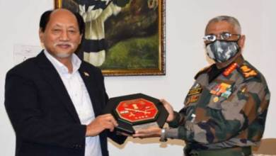 Nagaland: Army chief reviews security situation in Northeast