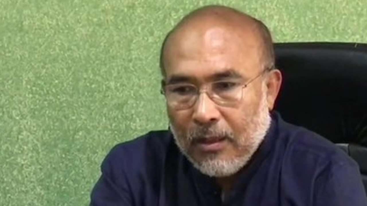 Manipur: CM N Biren Singh tests positive for Covid-19