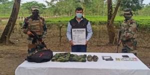 Assam: Army apprehends hardcore ULFA(I) cadre Prantik Asom