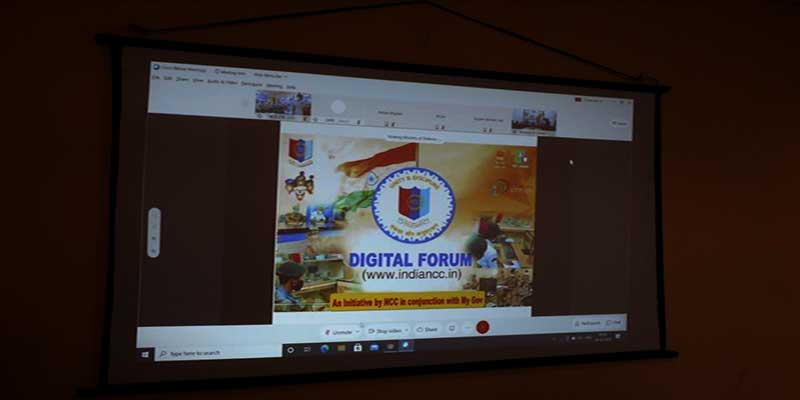 GUWAHATI : NCC digital forum was launched by Dr Ajay Kumar, IAS, Defence Secretary via video conference on 24th December 20 in Delhi.Nationwide cadets of all the seventeen Directorates attended this event through video conferencing. 20 NCC cadets of Assam apart from Associated NCC Officers attended this event at NCC Gp HQ Guwahati at Paltan Bazaar. Brig JC Talukdar Gp Cdr NCC Guwahati represented the event on behalf of NCC Dte NER. The launching of Digital forum marked an event in the annals of NCC as it will bring a digital revolution within NCC through digital learning.NCCcadets will be able to overcomethe difficulties posed by COVID-19 due to restrictions on direct physical interaction. The digital forum launch was celebrated also as a competition for the cadets where the cadets utilised their talent by uploading poems, articles, paintings, Covid activities through Yogdaan exercise and various other activities done during their NCC journey. Suitable prizes were announced for the deserving winners. During the course of event, awards for Maj AG Warjri of 1 Nagaland Girls Bn and Cdt Hridyananda Puri of 48 Naval unit(NCC Gp Guwahati) under NCC Directorate NER were also announced for their respective accomplishments.