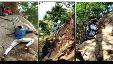 Assam: AMA organised 52nd Annual Basic Rock Climbing Training Course