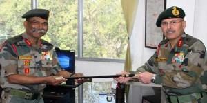 Assam: Lt Gen Ravin Khosla Takes Charge as New Goc Gajraj Corps
