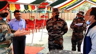 Assam: Army conduct ex-servicemen rally in dibrugarh