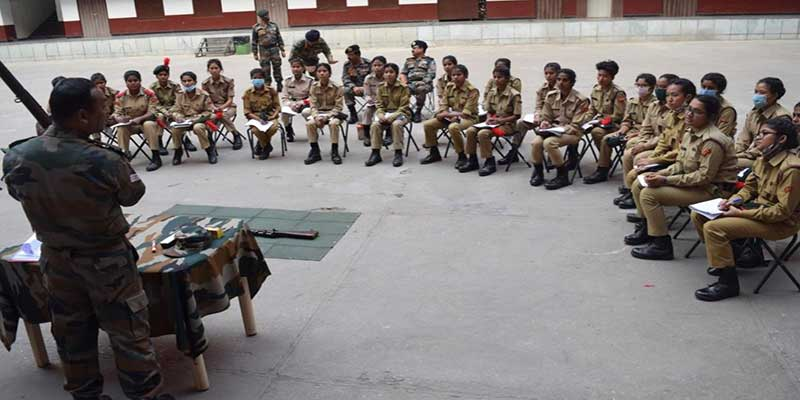 Assam: Annual Training Camp of 60 Assam Girls NCC commence in Guwahati