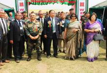 Army conducts ex-servicemen rally at Bengdubi