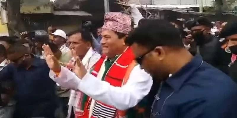 Assam Assembly polls: CM Sarbananda Sonowal files nomination from Majuli
