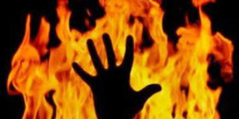 Assam:Minor Domestic Help Burnt Alive, Father and Son Held