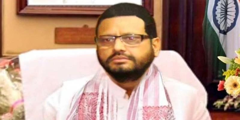 Assam: Matang Singh Passes Away