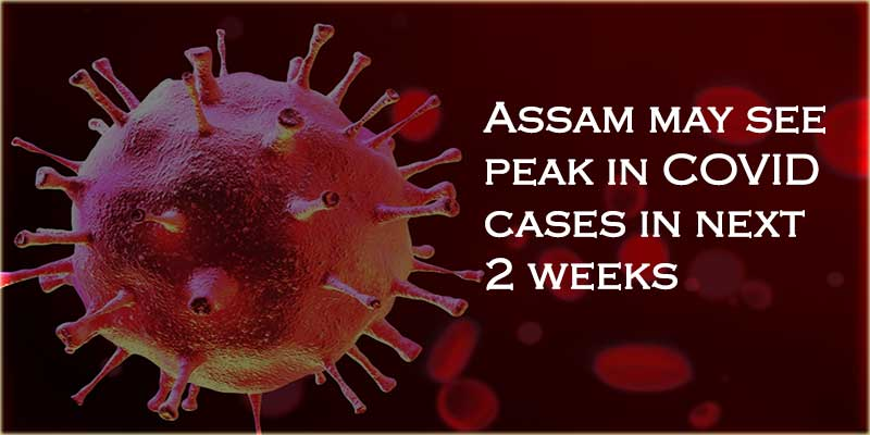 Assam may see peak in COVID cases in next 2 weeks:SUTRA model