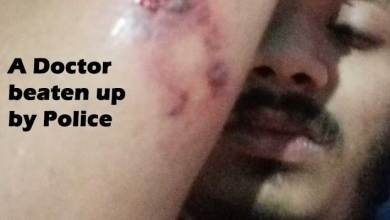 Assam: Silchar Policemen beat up Doctor