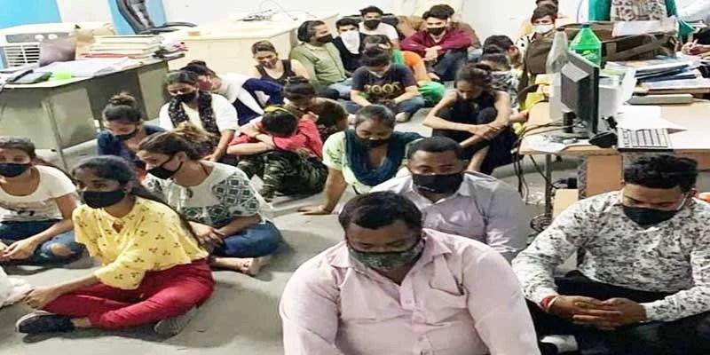 Criminals who cheated NE people through Online Arrestedin Delhi
