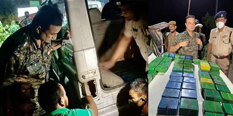 Assam: Over 1 kg heroin concealed in a Bolero, seized in Guwahati, 6 held