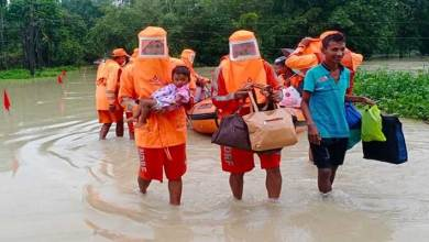 Keeping watch on Assam flood, 10 NDRF teams deployed in state
