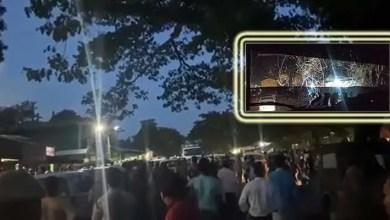 Assam-Mizoram Border tensed: Mizoram Bound Trucks Vandalised by mobs