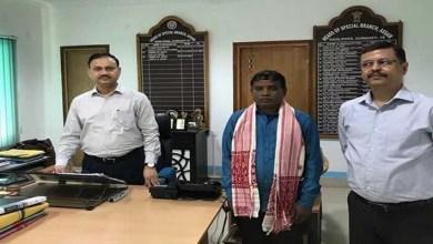 Maoist leader Tingraj Orang surrenders in Assam