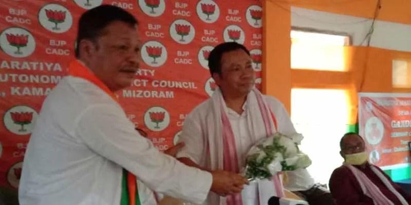 Mizoram: BJP CADC district committee reconstituted