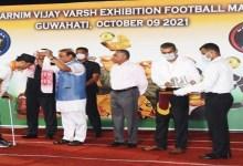 Assam:Army celebrates Swarnim Vijay Varsh in Guwahati