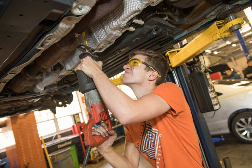 Automotive Technology - Northeast Metropolitan Regional