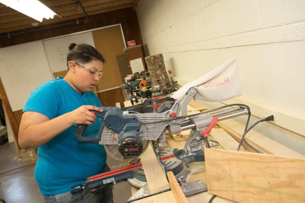 Carpentry Northeast Metropolitan Regional Vocational High School