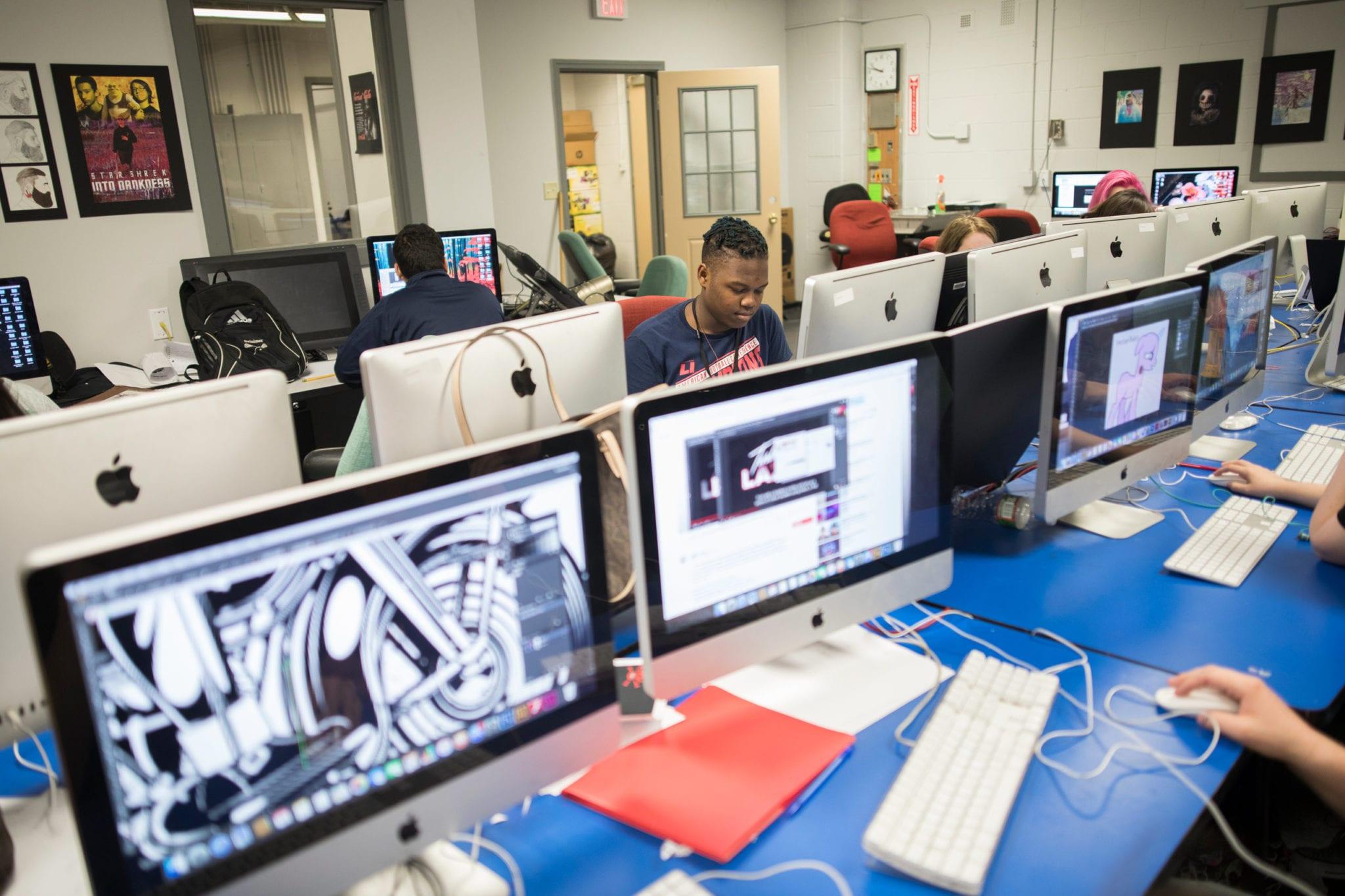 Design And Visual Communications Northeast Metropolitan Regional Vocational High School