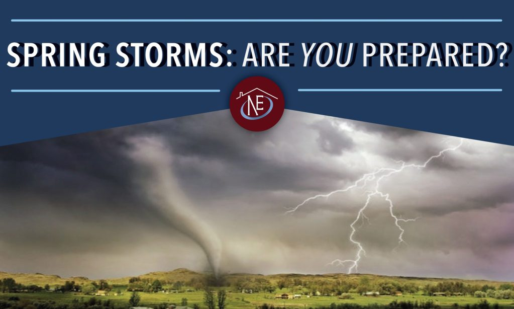 spring storms are your prepared