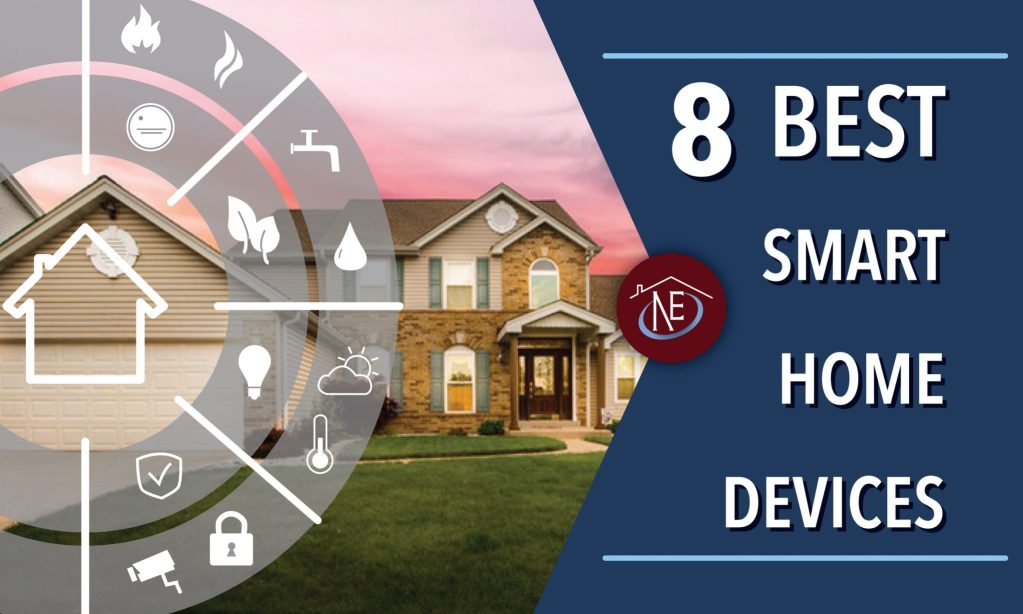 8 best smart home devices