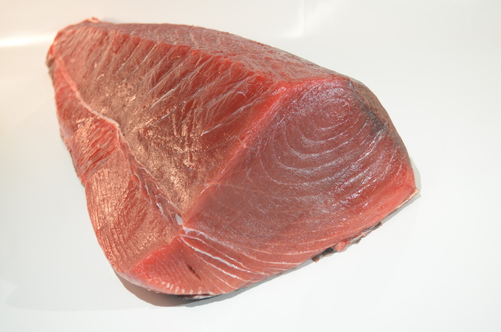 Tuna Loin - Big Eye