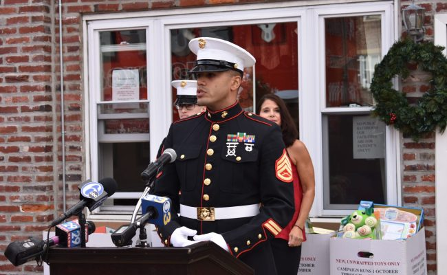 Toys For Tots Comes To Philadelphia Northeast Times
