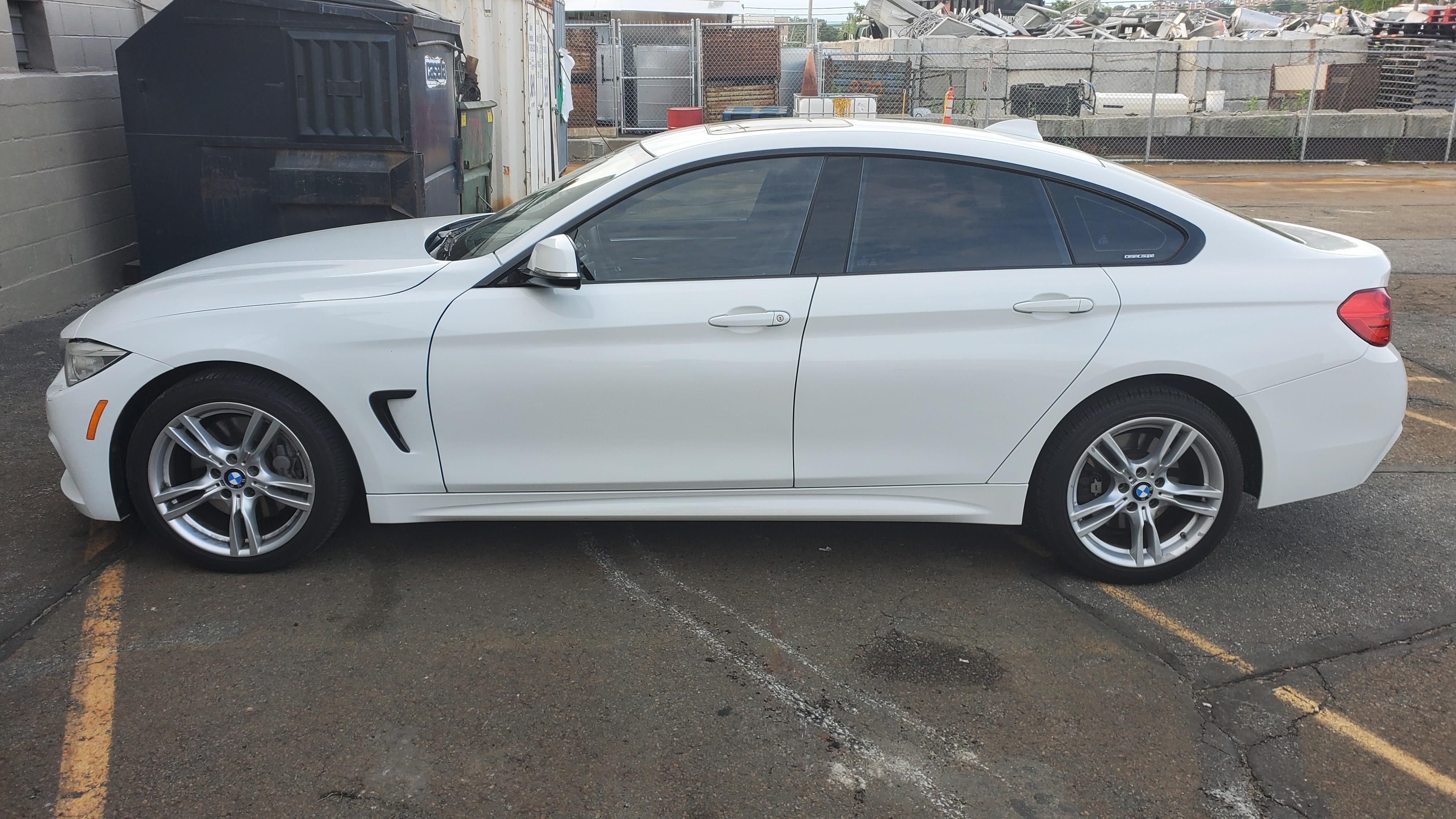 BMW Refurbished Wheels