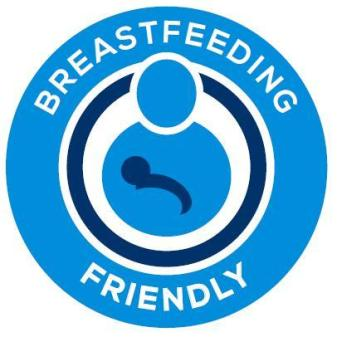 Breastfeeding Friendly logo 2015