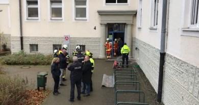 Polizei ermittelt: 15 Verletzte durch Säure in Northeimer Arbeitsagentur
