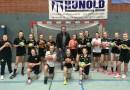 Hunold unterstützt den Northeimer Handball Nachwuchs