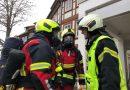Piepender Rauchmelder: Northeimer Feuerwehr löscht kokelnden Wasserkocher