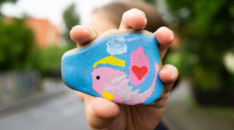 Hast Du auch schon einen Harz Stein gefunden?