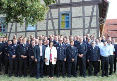 Moorbrand in Meppen: Ehrung für Helfer aus der Region