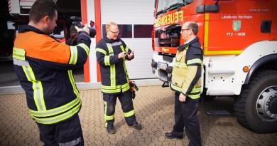 """""""Status #2"""": Hier sind die ersten Folgen der Feuerwehr-Serie im Landkreis Northeim"""