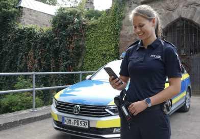 Polizei Northeim sendet jetzt auch bei Instagram